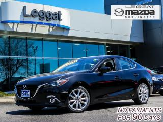 Used 2016 Mazda MAZDA3 GT for sale in Burlington, ON