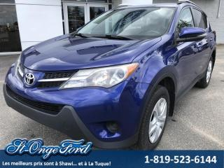 Used 2015 Toyota RAV4 Traction intégrale LE for sale in Shawinigan, QC