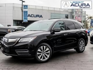 Used 2016 Acura MDX Navigation Package Navigation for sale in Burlington, ON