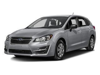 Used 2016 Subaru Impreza 5DR HB CVT 2.0I for sale in Gatineau, QC