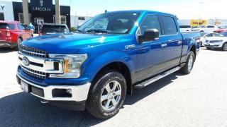 Used 2018 Ford F-150 XLT for sale in New Hamburg, ON