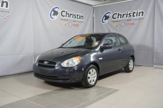 Used 2010 Hyundai Accent AUTOMATIQUE AIR TOUT EQUIPÉ for sale in Montréal, QC