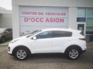 Used 2017 Kia Sportage LX 1 PROPRIETAIRE - JAMAIS ACCIDENTE for sale in Montréal, QC