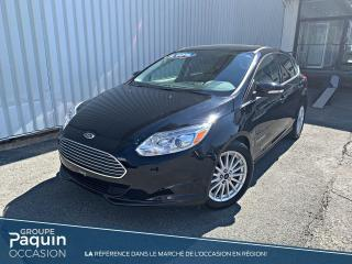 Used 2017 Ford Focus Electric ELECTRIQUE CERTIFIE for sale in Rouyn-Noranda, QC