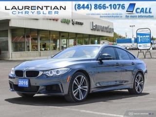 Used 2016 BMW 4 Series 435i xDrive!!  AWD!!  BACKUP CAMERA!! for sale in Sudbury, ON