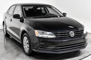 Used 2017 Volkswagen Jetta TSI A/C CAMERA DE RECUL BLUETOOTH for sale in St-Hubert, QC