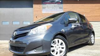 Used 2012 Toyota Yaris Hatchback LE hatchback,automatique,tout équipé for sale in St-Henri-de-Levis, QC