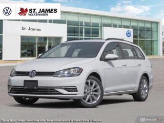 New 2019 Volkswagen Golf Sportwagen Highline for sale in Winnipeg, MB