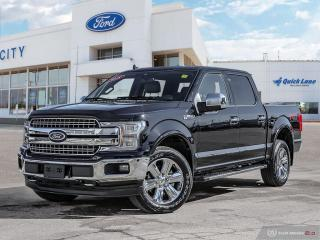 Used 2018 Ford F-150 Lariat for sale in Winnipeg, MB