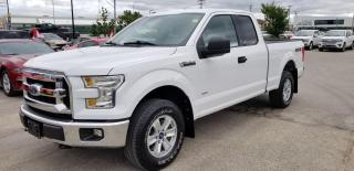 Used 2016 Ford F-150 F150 SUPER CAB for sale in Winnipeg, MB