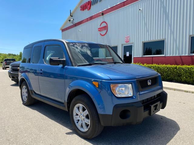 2006 Honda Element Y Pkg 4 wheel drive