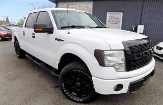Used 2010 Ford F-150 ***XTR,CREW,4X4,BAS KILO,1 PROPRIO*** for sale in Longueuil, QC