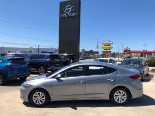 Used 2017 Hyundai Elantra LE for sale in North Bay, ON