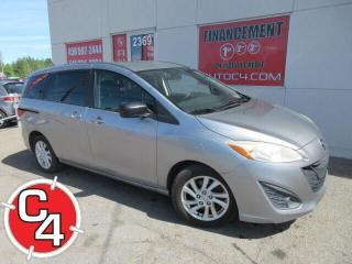 Used 2012 Mazda MAZDA5 GS MAG AUTOMATIQUE for sale in St-Jérôme, QC