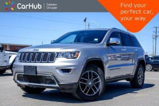 Used 2017 Jeep Grand Cherokee Limited 4x4|Navi|Sunroof|Bluetooth|Backup Cam|R-Start|Leather|Heated Front Seats|18
