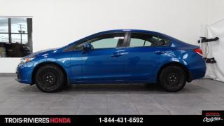 Used 2014 Honda Civic EX + GARANTIE 7/130 + BAS KILO + DÉMARRA for sale in Trois-Rivières, QC