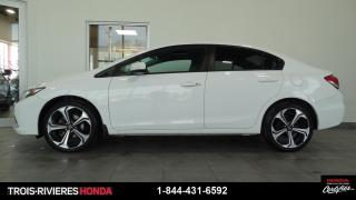 Used 2015 Honda Civic EX + TOIT + EXTRA PROPRE ! for sale in Trois-Rivières, QC