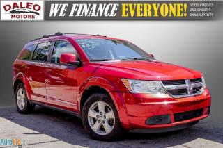 Used 2009 Dodge Journey SXT / 7 PASS / REAR A/C / POWER LOCKS / for sale in Hamilton, ON