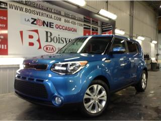 Used 2016 Kia Soul SOUL EX BLEUTOOTH SIEGE CHAUFFANT FREIN NEUF !! for sale in Blainville, QC