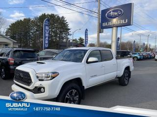 Used 2018 Toyota Tacoma Toyota Tacoma TRD SPORT double cab for sale in Victoriaville, QC
