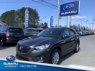 Used 2016 Mazda CX-5 Traction intégrale, 4 portes, boîte auto for sale in Victoriaville, QC
