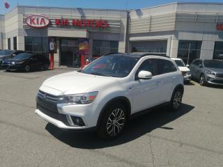 Used 2018 Mitsubishi RVR GT AWD **GPS, TOIT OUVRANT, CAMERA RECUL** for sale in Mcmasterville, QC