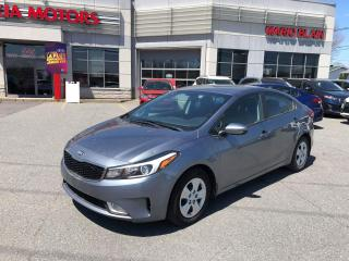 Used 2017 Kia Forte LX+ **GROSSE ECRAN, SIEGE CHAUFFANT, CRUISE CONTRO for sale in Mcmasterville, QC
