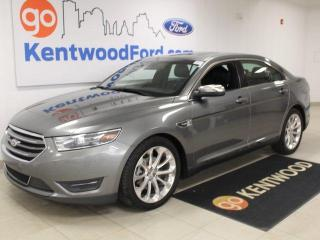 Used 2014 Ford Taurus 3 MONTH DEFERRAL!! for sale in Edmonton, AB