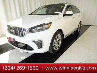 Used 2019 Kia Sorento SXL *Demo - Reduced To Sell Fast!* for sale in Winnipeg, MB