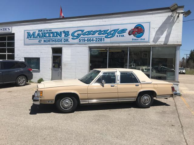 1987 Mercury Grand Marquis LS
