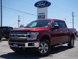 Used 2018 Ford F-150 XLT | XTR PKG | TOW GRP for sale in Listowel, ON