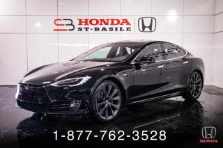 Used 2018 Tesla Model S S100D + AUTOPILOT + TURBINE WHEELS + WOW for sale in St-Basile-le-Grand, QC