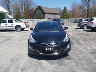 Used 2016 Hyundai Elantra GLS for sale in Lucan, ON