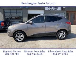 Used 2011 Hyundai Tucson GLS for sale in Headingley, MB