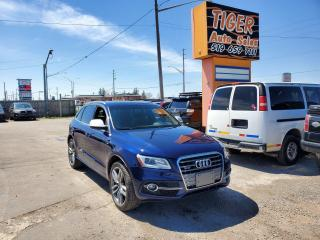 Used 2014 Audi SQ5 3.0T TECHNIK**NEW TIRES**NO ACCIDENTS**MINT**LOADED**CERTIFIED for sale in London, ON