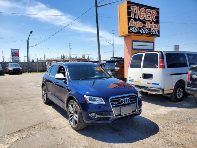 2014 Audi SQ5 3.0T TECHNIK**NEW TIRES**NO ACCIDENTS**MINT**LOADED**CERTIFIED
