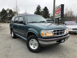 Used 1997 Ford Explorer XLT for sale in Surrey, BC