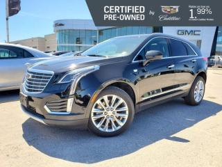 Used 2019 Cadillac XT5 Platinum AWD | Suede Headliner | Cooled Seats for sale in Winnipeg, MB