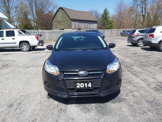 Used 2014 Ford Focus S for sale in Lucan, ON
