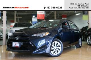 Used 2019 Toyota Corolla LE CVT - LANE DEPARTURE|BACKUP|RADAR CRUISE for sale in North York, ON