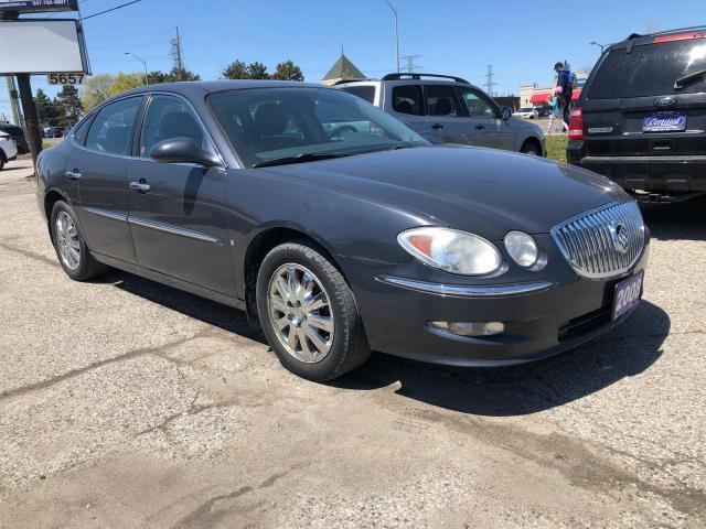 2008 Buick Allure CXL, LOW KMS, LEATHER, 3 YR WARRANTY, CERTIFIED