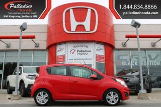 Used 2013 Chevrolet Spark LS- CERTIFIED for sale in Sudbury, ON