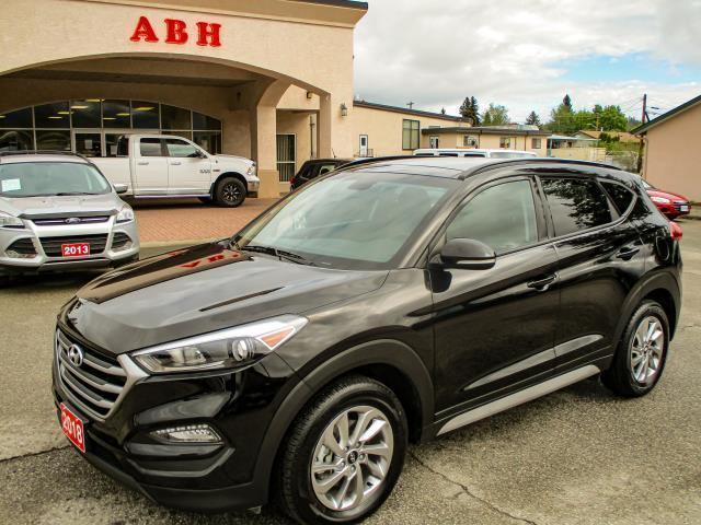 2018 Hyundai Tucson AWD SE 2.0L LEATHER