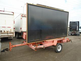 Used 2010 UTILITY sign board for sale in Mississauga, ON
