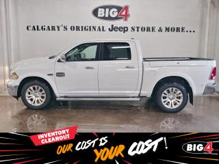 Used 2014 RAM 1500 Longhorn 4WD for sale in Calgary, AB