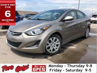 Used 2014 Hyundai Elantra GL | New Tires | Local Trade | Bluetooth | for sale in St Catharines, ON