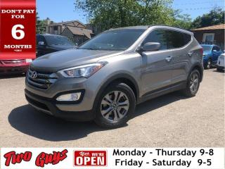 Used 2015 Hyundai Santa Fe Sport 2.4L | Htd Seats | Alloys | New Tires | for sale in St Catharines, ON