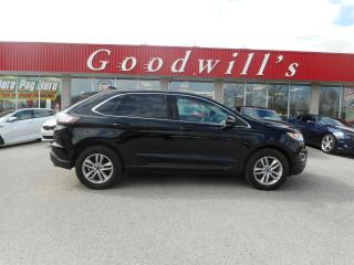 Used 2016 Ford Edge SEL! AWD! POWER REAR HATCH! HEATED LEATHER! for sale in Aylmer, ON