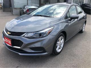 Used 2018 Chevrolet Cruze 4dr Sdn 1.4L LT w-1SD for sale in Hamilton, ON
