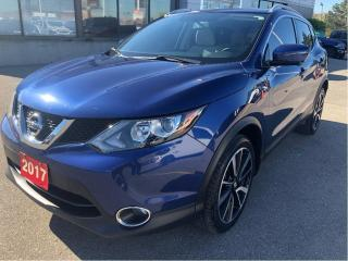 Used 2017 Nissan Qashqai AWD 4DR SL CVT for sale in Hamilton, ON